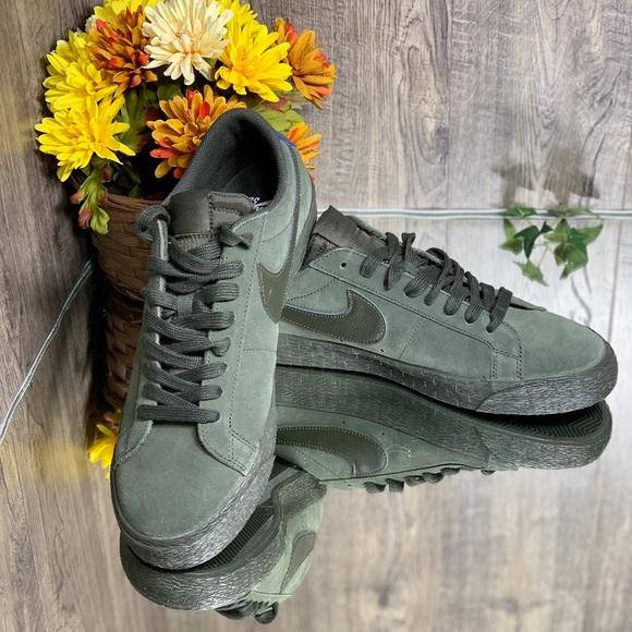 gene telegrama País  Nike Shoes | M Nike Sb Zoom Blazer Low S2 Sequoiasequoiab | Poshmark